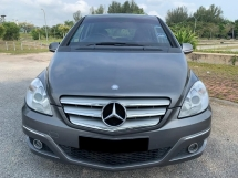 2012 MERCEDES-BENZ B-CLASS B180 1.7 (A) DATO OWNER LOW MILEAGE