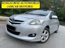 2009 TOYOTA VIOS 1.5 1.5 S (A) TRD B/KIT 4 DISC BREAK FUllOAN
