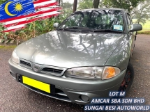 2003 PROTON WIRA GL (A) FUEL INJECTION 1 OWNER OTR