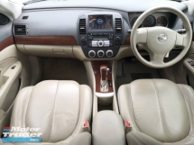 2013 NISSAN SYLPHY 2.0 NAVI PREMIUM SPEC (A)LEATHER SEAT