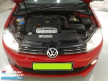 2012 VOLKSWAGEN GOLF SE 1.4 TSI (A) SUNROOF LEATHER SEATS LED DAYLIGHT MK6 FACELIFT