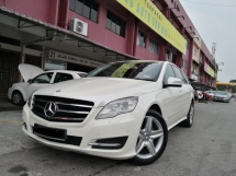 2012 MERCEDES-BENZ R-CLASS R300L NEW FACELIFT CBU TRUE YEAR MADE 2012 Low Mil 93k km Full Service NZ Wheel Reg 2013