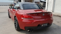 2012 BMW Z4 SDRIVE 23I (CBU) 2.5 (A) Double Vanos Good Condition Weekend Car All Keep In Original Accident Free Worth Buy
