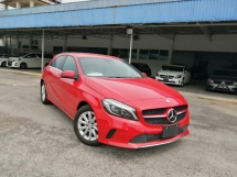 2016 MERCEDES-BENZ A-CLASS A180 SE SPORT JAPAN SPEC UNREGISTERED