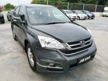 2011 HONDA CR-V 2.0 i-VTEC Facelift (A)  - One Lady Owner
