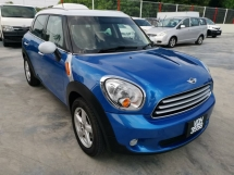 2013 MINI Countryman 1.6 (A) - Super Low Mileage