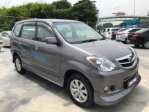 2008 TOYOTA AVANZA 1.5 G (A) - One Lady Owner