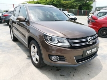 2014 VOLKSWAGEN TIGUAN 1.4 TSI FACELIFT (A) - Super Low Mileage
