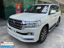 2016 TOYOTA LAND CRUISER 4.6 ZX (7172)