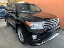 2014 TOYOTA LAND CRUISER 4.6 ZX (0824)