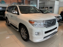 2015 TOYOTA LAND CRUISER 4.6 ZX (9238)