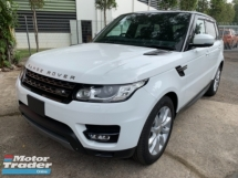 2015 LAND ROVER RANGE ROVER SPORT 3.0 PETROL  (7622)