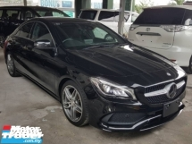 2016 MERCEDES-BENZ CLA 180 AMG 1.6 / NEW FACELIFT / READY STOCK NO NEED WAIT / 4 YEARS WARRANTY UNLIMITED KM