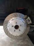 REAR Oversize Disc Rotor eRe Performance Part > Brake System