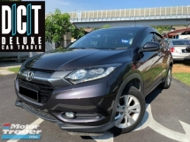 2017 HONDA HR-V 1.8(A) V HIGH SPEC  LOW MILEAGE FULL RECORD SERVICE WARRANTY HONDA LIKE NEW