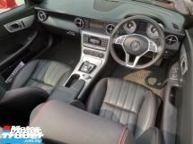 2016 MERCEDES-BENZ SLK 200 AMG 2.0 Unregister 1 YEAR WARRANTY