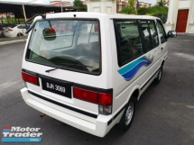 2006 NISSAN VANETTE 1.5 (M) C22 - LOAN KEDAI / Muka 2K-3K / True Year Made