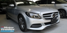 2014 MERCEDES-BENZ C-CLASS C180 1.6 AVANTGARDE / READY STOCK NO NEED WAIT / 4 YEARS WARRANTY UNLIMITED KM / ORIGINAL MILEAGE