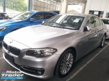 2014 BMW 5 SERIES 2.0 TWIN POWER TURBO 184 HP MEMORY SEATS LANE ASSIST SYSTEM SPORT MODE FREE WARRANTY