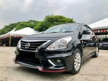 2016 NISSAN ALMERA 1.5 VL FULL SPEC CAN ADJUST LOAN WITHOUT DRIVING LICENCE FULOAN OTR