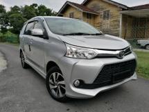2016 TOYOTA AVANZA 2016 Toyota AVANZA 1.5 VVT-I FACELIFT (A) S SPEC