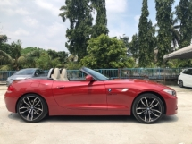 2012 BMW Z4 2.5 SDRIVE 23i (A) LIMITED M-SPORT VERSION
