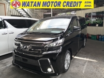 2015 TOYOTA VELLFIRE 2.5 ZA SUNROOF JBL 360 CAM POWER BOOT JAPAN UNREG