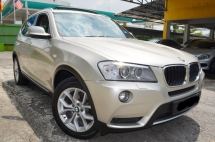 2013 BMW X3 2.0 xDrive20d (A) NEW FACELIFT