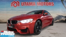 2014 BMW M4 3.0 TWIN POWER TURBO HARMAN KARDON HEAD UP DISPLAY MERDEKA SALE