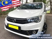 2016 PERODUA BEZZA Advance (A) PUSHSTART/FULL SERVICE