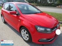 2017 VOLKSWAGEN POLO 1.6 (A) Hatchback One Lady Owner Still Under Warranty 100% Accident Free Tip Top Condition High Loan Must View