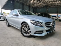 2014 MERCEDES-BENZ C-CLASS 2014 Mercedes C200 Avantgarde W205 Pre Crash Blind Spot LKA Unregister for sale