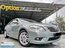 2009 TOYOTA CAMRY 2.4V FACELIFT (AUTO) NO HIDDEN CHARGE FEE FULL SPEC