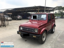 1997 SUZUKI JIMNY FOR SELL--TIP TOP CONDITION