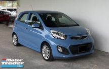 2014 KIA PICANTO 1.2 Auto Push Start Eco Mode High Spec