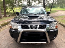 2006 NISSAN FRONTIER 2.5 GRAN ROAD (M) TURBODIESEL 4X4 1 OWN