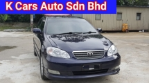 2005 TOYOTA COROLLA ALTIS 1.8 G (A) Good Condition New Body Paint Confirm Accident Free No Repair Need Worth Buy