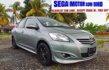 2012 TOYOTA VIOS 1.5 (AT) FUEL SAVE 1.5 VVTI ENGINE / TRD BODYKIT / 16