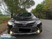 2015 TOYOTA CAMRY 2.5 (A ) HYBRID - LUXURY SPEC SUPERB CONDITION
