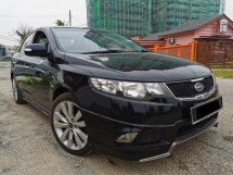 2010 KIA FORTE 1.6 SX (A) Keyless, Blklis Can Loan