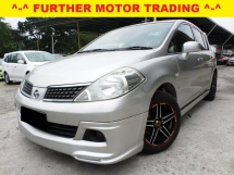 2008 NISSAN LATIO 1.6 ST-L (A) HATCH BACK , BLACKLIST CCRIS CAN LOAN , MUKA 3K ONLY
