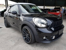 2014 MINI 3 DOOR COOPERS S PACEMAN