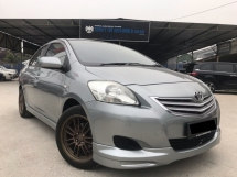 2013 TOYOTA VIOS 1.5 BODYKIT, NICE PLATE, FREE SPORT RIM, BLACK INTERIOR, WARRANTY 1 YEAR,  ALL ORIGINAL, NEGOTIABLE, MERDEKA PROMOTION, DEAL SAMPAI JADI