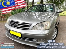 2005 NISSAN SENTRA 1.6 SG-L (A) FACELIFT NISMO ABS SALE