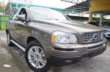 2011 VOLVO XC90  2.4 D5 ENHANCED (A) NEW FACELIFT FULL SERVICE RECORD