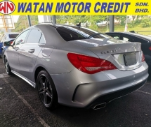 2014 MERCEDES-BENZ CLA 180 AMG Panoramic Roof Unregister 1 YEAR WARRANTY