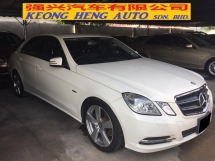 2012 MERCEDES-BENZ E-CLASS E250 Japan Spec Registered 2015