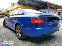 2008 AUDI A6 2.0 TURBO TFSi (A) QUATTRO F/SPEC WARRANTY