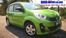 2014 PERODUA MYVI 1.3 AUTO LAGI BEST / ORIGINAL CONDITION / BLACKLIST CAN LOAN