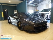 2012 FERRARI 458 ITALIA {{LIBERTY WALK BODYKITS}} 2012 {ACTUAL YEAR MADE} Ferrari 458 Italia GENUINE MILEAGE* SPIDER 458 488